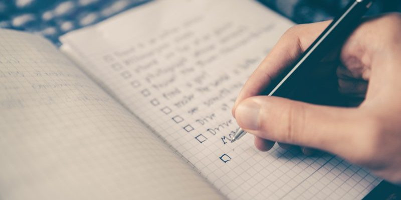 Feeling Overwhelmed By Your Long To-do List?